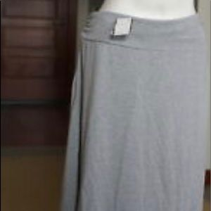 Faded Glory Skirts - Faded Glory Mid-length Pleated Skirt
